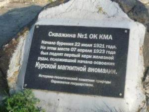 100 лет назад под Курском заложили первую буровую скважину КМА