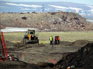 НТЭК рекультивировала 6 тыс. кв. метров земли в районе аварии на ТЭЦ-3
