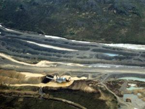 Деятельность «Корякгеолдобычи» привела к загрязнению камчатской реки