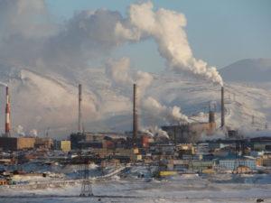 Вложения в экологическую программу «Норникеля» оцениваются в 686 млрд рублей