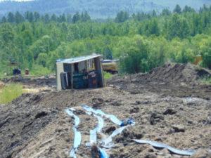 «Дальневосточная буровая компания» нанесла ущерб лесному фонду на 34 тыс. рублей