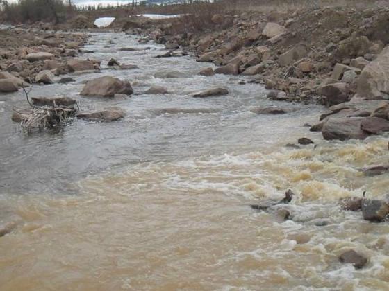 Двух якутских недропользователей оштрафовали на 2,7 млн рублей за сброс воды в ручей