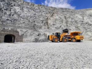 Начато строительство подземного рудника на Весеннем участке Весенне-Аралчинского месторождения